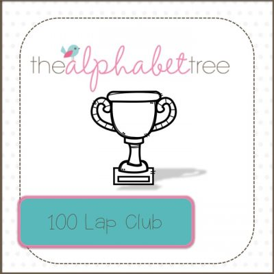 100 lap club cover page