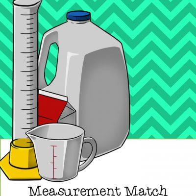 measurement-match-capacity