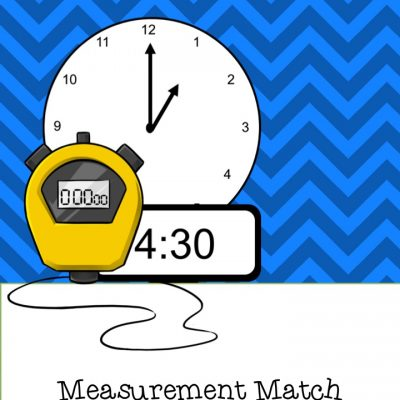 measurement-match-time