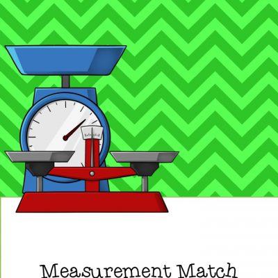 measurement-match-mass