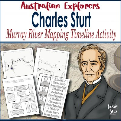 Charles Sturt Mapping Activity Square Cover TESTER ONLY