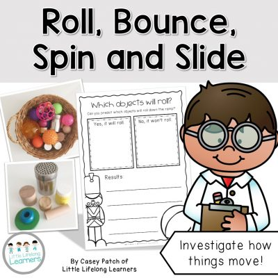 Roll, Bounce, Spin and Slide - Cover