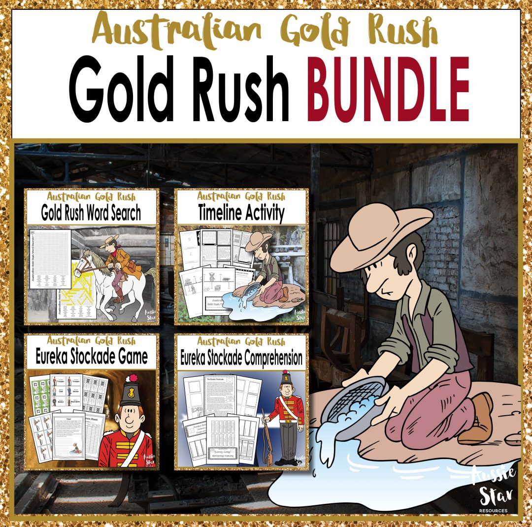 benefits of the australian gold rush Settlement of prospectors during the gold rushes in australia gold was discoverd in 1851and led to the victorian gold rush during most australian gold was.