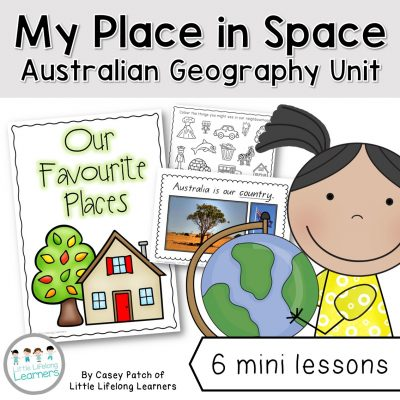 My Place in Space - Foundation Geography Unit