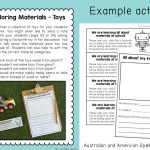 Materials and their Properties - A Foundation Unit of Work including printables, posters and hands-on activity ideas  Prep, Foundation and Kindergarten students   Australian Curriculum printables and resources