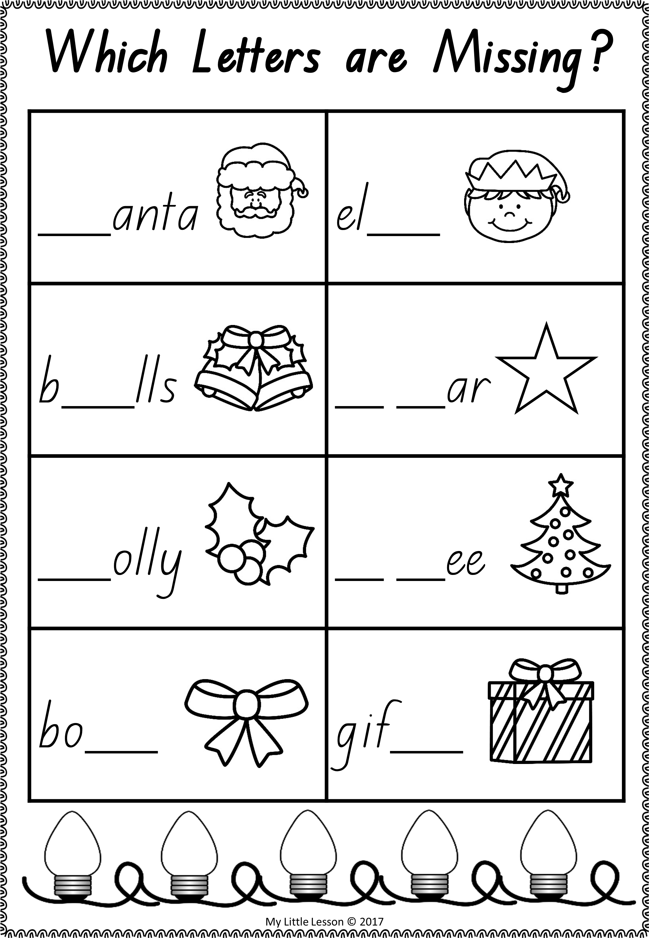 christmas activities qld beginners font english and maths worksheets the alphabet tree. Black Bedroom Furniture Sets. Home Design Ideas
