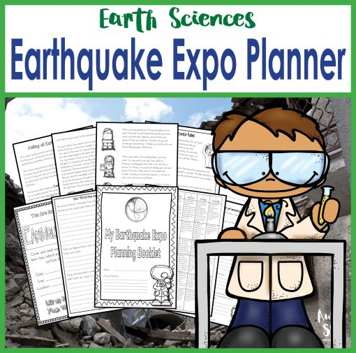 Earthquake Expo Square Cover TESTER ONLY