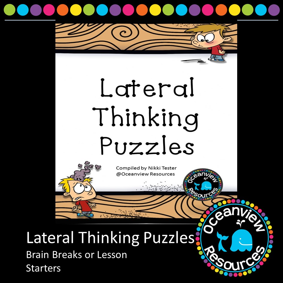 Lateral Thinking Puzzles Pdf