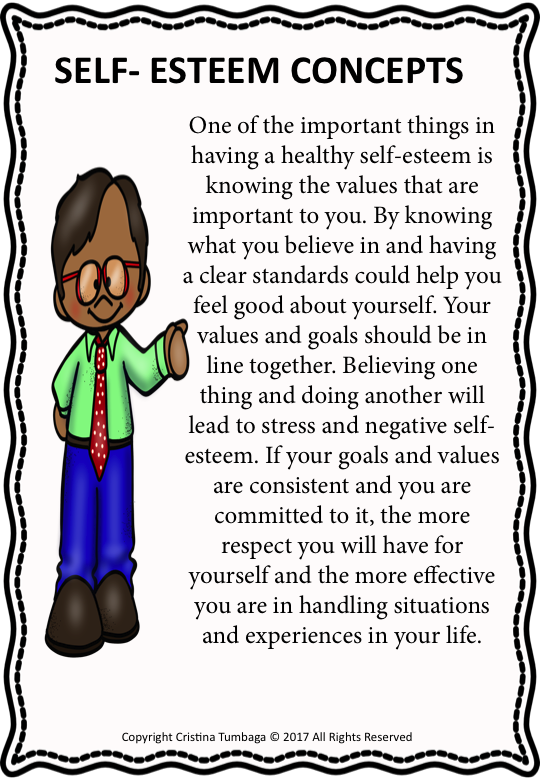 raising self esteem How to increase your self-esteem this booklet is for anyone who wants to increase their self-esteem it is particularly relevant for people who feel that low self.