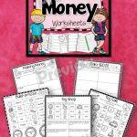 Australian Money Worksheets year 3/4 example worksheets