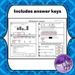Year 5 Naplan Quizzes -includes answer keys