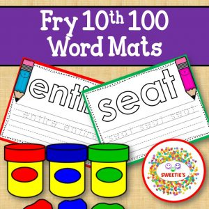Fry Mats 10th 100 Color
